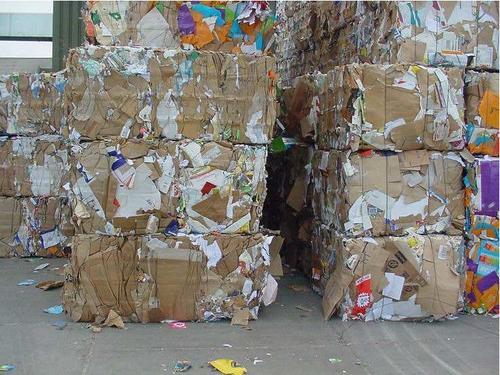 废纸回收后的用处