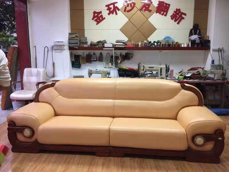 不同材质沙发翻新的注意点