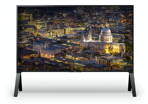 售價50萬  100英寸索尼Z9D電視國內開賣